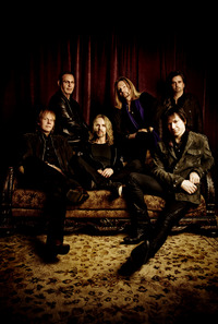 Styx Photo shoot with Ash Newell
