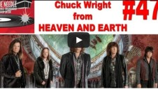 Chuck Wright from Heaven And Earth Joins Dropping The Needle