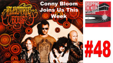 Conny Bloom of The Electric Boys Talks about Michael Monroe