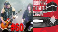 Ryan Roxie Guitarist with Alice Cooper Sits Down With Dropping The Needle